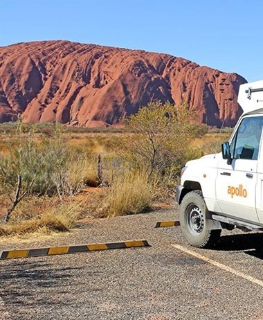 The Central Australian Get Away
