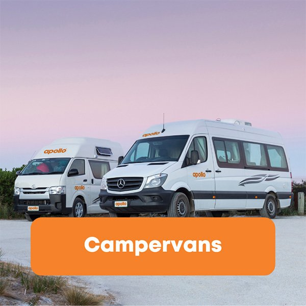 Apollo Campervans For Rent
