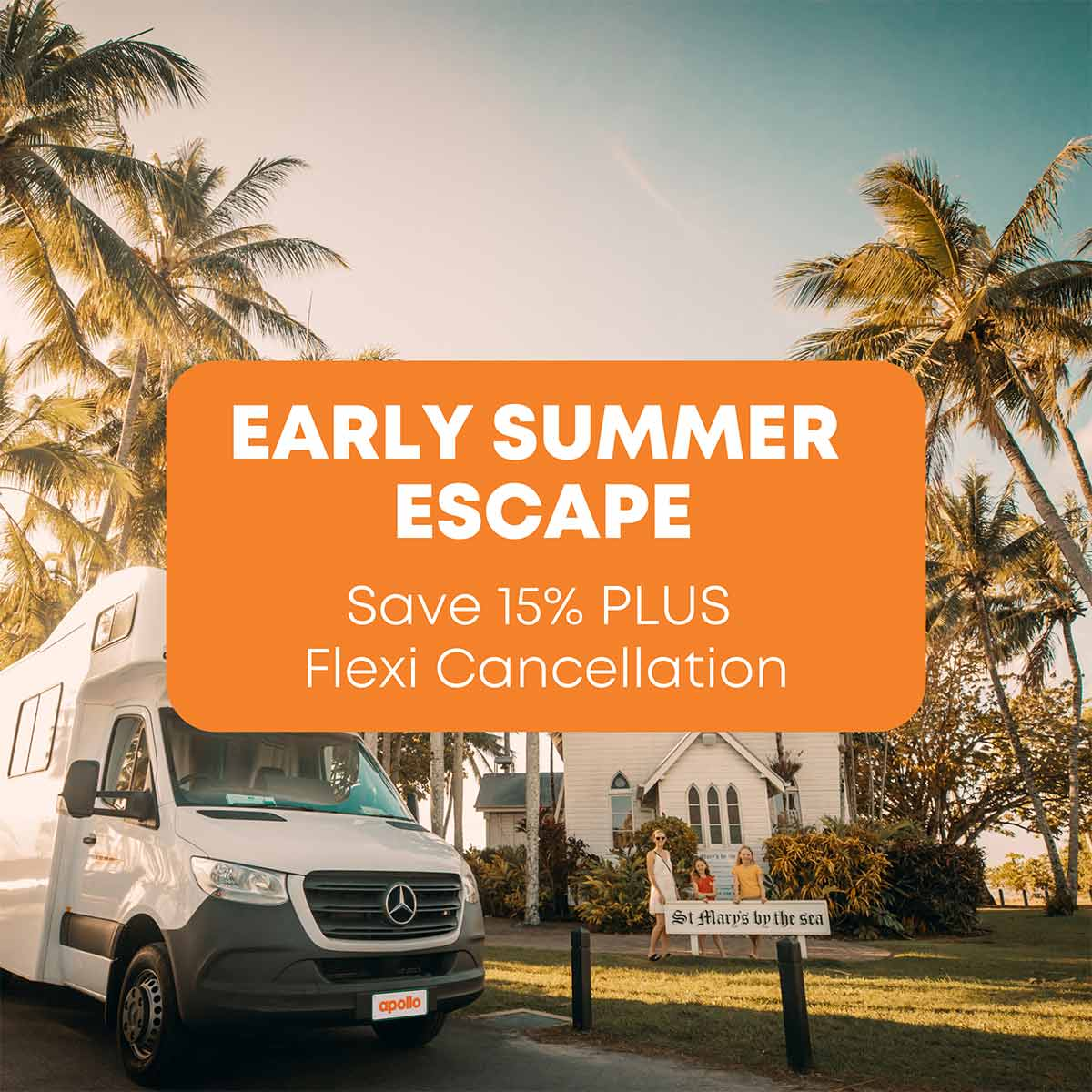 Early Summer Escape Special