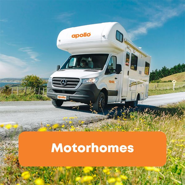 Apollo Motorhome For Rent