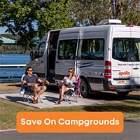 Save on campgrounds