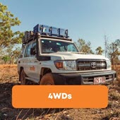 Apollo 4WD for hire